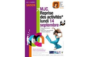 Lundi 14 septembre2015 : reprise des activités