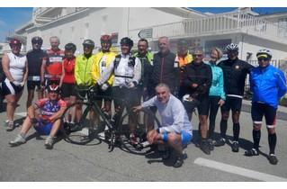 Retour en images : randonnée cycliste de mai 2015