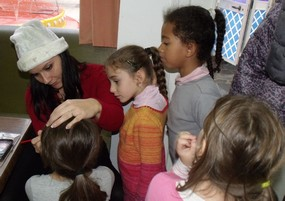 Mercredi 16 décembre : après midi récréative pour les enfants