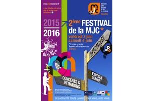 Vendredi 3 et samedi 4 juin : festival de la MJC