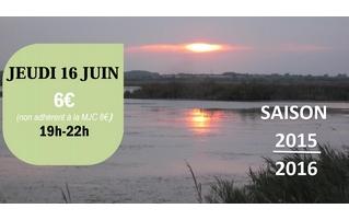Jeudi 16 juin : sortie au domaine du Bagnas